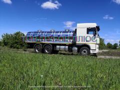 Ассенизаторной машины - водовозы, молоковозы, рыбовоз, и другие авто