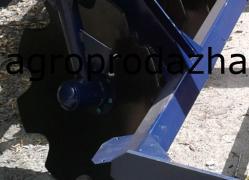 Борона дискова аг) АГД 2.1, (агд)-АГ 2.5, (аг) АГД 2.5 Н агрегат