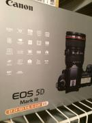 Canon EOS 5D Mark III 22.3 MP Digital SLR Camera w/ EF IS USM 24