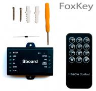 Controller offline S FK-board FoxKey system access control