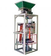 Filling and packing machine vertical