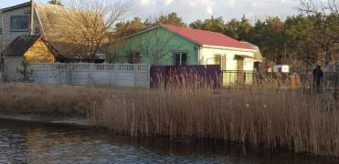 House on the lake iodide