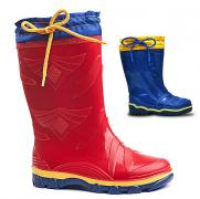 Insulated rubber boots for boys and girls