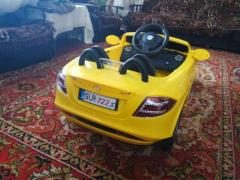 Kids electric car MERCEDES SLR 722S