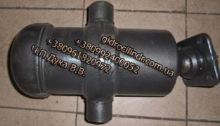 Lift cylinder body ZIL-5x rod with clip HZ 554860