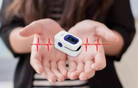 New Jumper pulse oximeter JPD-500A 2018