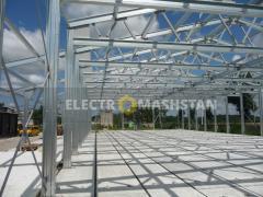 Оборудование для профилей БМЗ и солнечных электростанций