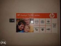 ПРОДАЕТСЯ! Продаю принтер hp deskjet f4280