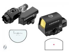 Продам комплект Leupold D-EVO 6x20mm + Leupold LCO Red Dot Дешев