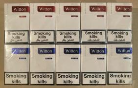 Продам сигареты популярных торговых маркок