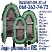 продаж надувних човнів недорого
