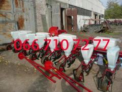 Продажа сеялок СУПН-6,8 эжектор, вентилятор