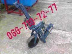 Reinforced bearing section KRN-5.6 cultivator