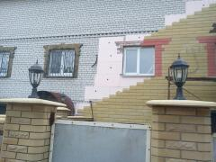 Сайдинг бетонный фасадный декоративный Донрок
