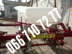 Sale of drills SUPN-6.8 ejector, fan