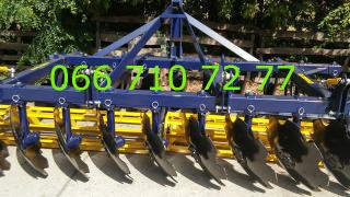 Svezhak!!! Disc harrow AGD-3.5 only from the factory