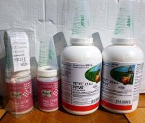 Тітус 100 грм банки гербіцид кукурудза, картопля, томат