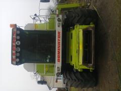 Zernosushilki harvester Claas Dominator 108 sl maxi